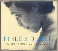 Finley QUAYE - It's Great When We're Together - CD Single - MUS