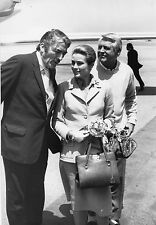 Photo originale Gregory Peck Grace Kelly Cary Grant