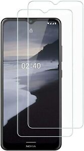Nokia 2.4 / 3.4 Screen Protector Case Tempered Glass Clear Screen Guard Cover