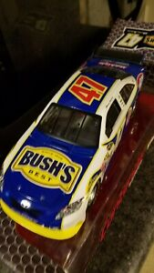 Marcos Ambrose #47 Bush's Best 2010 Camry 1:24 CFS Contender Series