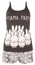 Cotton Women's Bunny Pyjama Sets