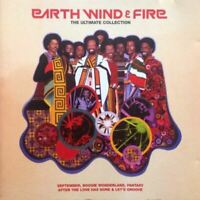 EARTH WIND & FIRE the ultimate collection (CD, compilation, remastered) best of