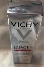 VICHY LIFTACTIV RETINOL HA CONCENTRATE 1.01oz. ADVANCED DOUBLE ACTION exp 2018
