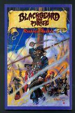 Blackbeard the Pirate ~ Richard Becker ~ Softcover Graphic Novel ~ Black Swan