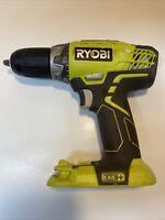 "Ryobi P208B 18V ONE+ Lithium-Ion 1/2"" Drill/Driver bare tool"