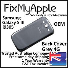 Samsung Galaxy S III S3 i9305 Grey Back Rear Cover Battery Housing Door Case 4G