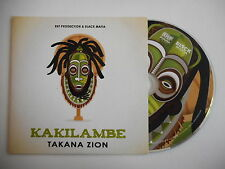 "KAKILAMBE : TAKANA ZION ""ABADA"" [ CD ALBUM ] ~ PORT GRATUIT"