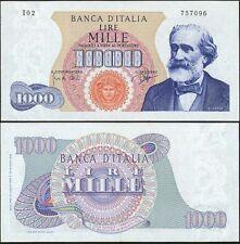 1000 Lire Verdi I tipo 14/7/1962 Carli - Ripa SPL-FDS