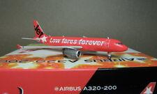 Phoenix 1/400 Jetstar A320-200 VH-VGF Generation #10992 Diecast Metal Plane