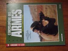 $$ Revue Encyclopedie des armes N°81 Les P-M modernes  MAT 49  H&K MP5  UZI