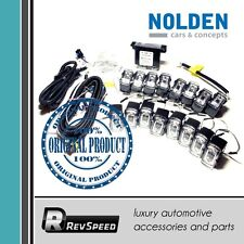 NCC Nolden Transformers LED DRL Daytime Running Lights Brabus 16pcs 91000LO-8C.0