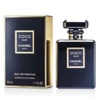 CHANEL COCO NOIR Eau De Parfum Spray 1.7oz / 50ml BRAND NEW SEALED Womens