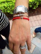 Red String Evil Eye Bracelet for Protection with red lucky eye Mal De Ojo