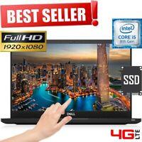 """Dell Latitude 7390 Intel Core i5 8GB Ram 256GB SSD 13.3"""" Full-HD TouchScreen LTE"""