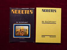 Buch, Kiese / Naumann, Roboter im Blickpunkt, DDR 1.Aufl.1983