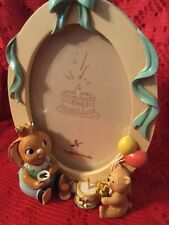 Pendelfin Toddle Trouble -Oval Picture Frame