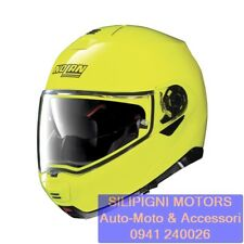 Nolan Casco Integrale apribile N100-5 Hi-visibility 022 Fluo Yellow - M
