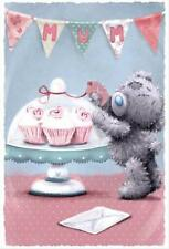 ME TO YOU MUM CUPCAKE MOTHER'S DAY CARD TATTY TEDDY BEAR NEW GIFT