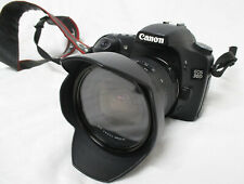Canon EOS 30D 8.2MP Digital Camera with Tamron Wide Angle Lens & Accessories