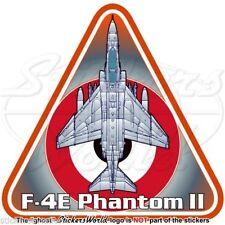 F-4 PHANTOM II EGYPT McDonnell Douglas F-4E Egyptian AirForce Sticker-Decal x1