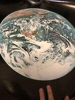 Blue Marble Earth Poster NASA Apollo 17 1972 Image - Classroom Teaching Aid