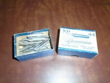 Box of Vintage Spencerian No 44 Dome Point Silverine Invincible Pen Dip Pen Nibs
