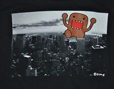 T-SHIRT S SMALL DOMO JAPAN JAPANESE MASCOT CHARACTER INTERNET NEW YORK CITY NYC