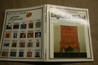 Sammlerbuch alte Englische Möbel 18.Jh. Chippendale Möbelbau Design Battenberg