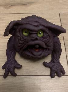 Vintage BOGLINS Squawk / Klang Small Boglin Purple