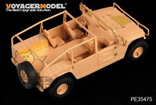 Voyager 1:35 Chinese Dong Feng Meng Shi 1.5 Ton Military Light Utility PE35475*