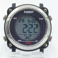 ZIPPO DIGITAL LCD WATCH MENS