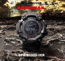 CASIO G-SHOCK RANGEMAN GPR-B1000-1ER GPS,ENERGIA SOLAR,BLUETOOTH,SMARTPHONE LINK