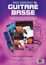 Music Sales In A Box Pack Débutant Guitare Basse