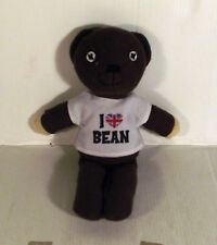 "10"" MR BEAN TEDDY BEAR SOFT TOY"
