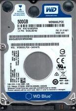 Western Digital WD5000LPCX-24VHAT0 500GB DCM: HAMTJAK