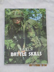 British Army, Basic Battle Skills, Army Code 71090, Revised 1991