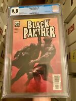 Black Panther #2 (Marvel 5/05)! 1st appearance of Shuri! CGC 9.8 (NM+/MT)! WOW!