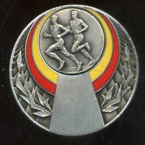 medaille  les 2em  foulees GABINIENNES 1978