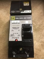 Square D Q221150Ab Q2 2 Pole 150 Amp Circuit Breaker Used For Short Time