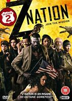 Z Nation - Season 2 [DVD][Region 2]