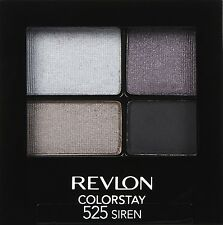 REVLON COLORSTAY 16 HOURS EYE SHADOW QUAD 525 SIREN OMBRETTI