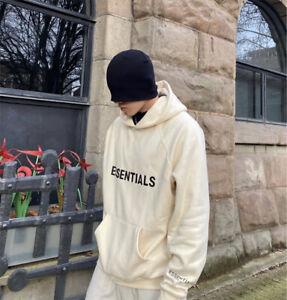 Fear of God Essential Hoodie jumper Sweater Hip-hop streetwear Pullovers