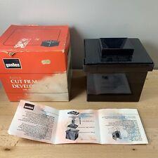 New listing Yankee Agitank 4x5 Cut Film Developing Tank *Missing Film Loading Guide