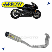 YAMAHA YZF R1 2017 2018 Full exhaust ARROW RACE-TECH Full Titanium RC EVO CC