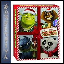 DREAMWORKS HOLIDAY FAVOURITES - 4 MOVIE COLLECTION  ** BRAND NEW DVD BOXSET