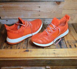 Size 15 - adidas PureBoost ZG Orange 2018 for sale online | eBay