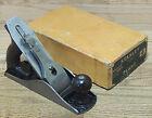 TYPE 17 1942-1945 STANLEY BAILEY No. 4 WWII ERA SMOOTH PLANE w/ORIGINAL BOX-USA