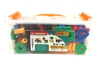 ETI Toys STEM Learning Kit Educational Construction Building Set 101 Piece, 3+