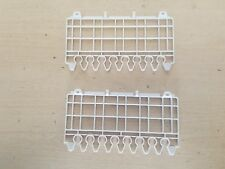 New World DW60 dishwasher cup holders racks