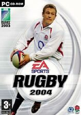 EA Sports Rugby 2004, PC CD-Rom Game.